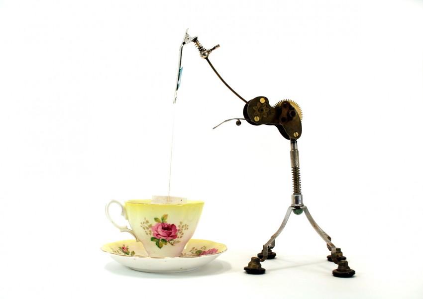 Tea Bag Jiggler IX