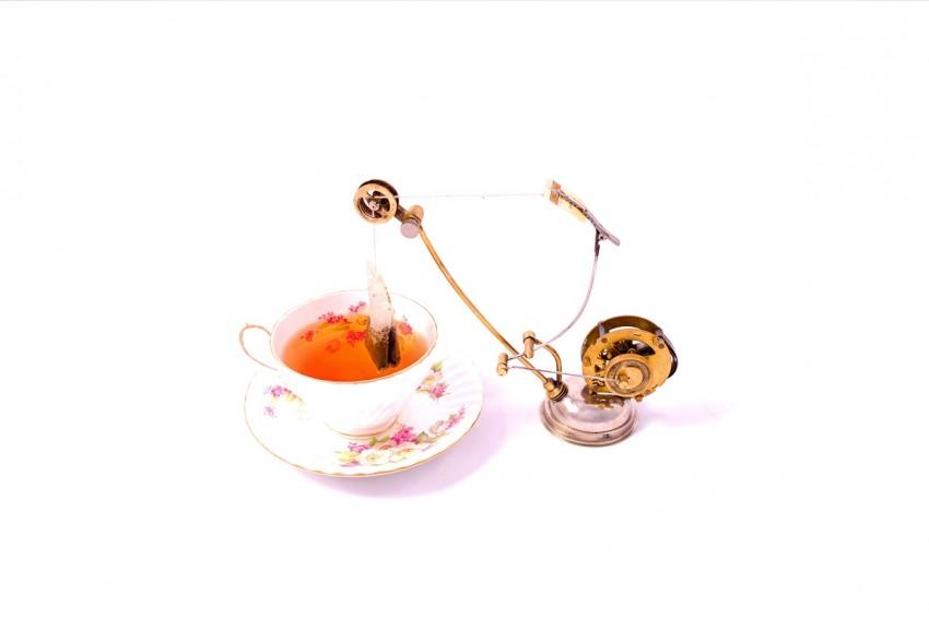 Tea Bag Jiggler X